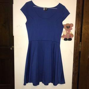 Dresses & Skirts - Royal blue dress